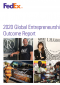 Cover of 2020 Global Entrepreneurship Report